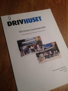 Drivhuset Växjö Sommarprojekt